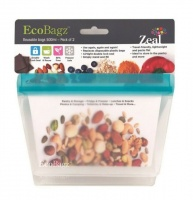 EcoBagz By CKS Zeal Set of 2, Size 500ml