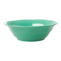 Emerald Green Melamine Bowl By Rice DK