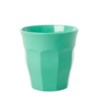 Emerald Green Small Kids Melamine Cup Rice DK