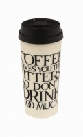 Emma Bridgewater Black Toast Thermal Travel Cup