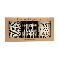 Emma Bridgewater Set of 3 Knives & Fork Print Caddies