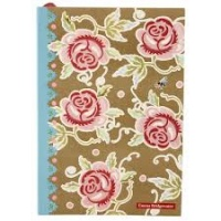 Emma Bridgewater Rose & Bee A5 Notebook
