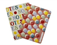 Emma Bridgewater Polka Dot Print Set of 2 Notebooks