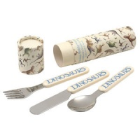 Emma Bridgewater Dinosaur Childs Cutlery Set