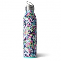Frilly Lilly Coloured 20oz or 590ml Water Bottle By SWIG