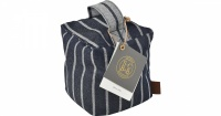 Blue Striped Door Stop By Sophie Conran