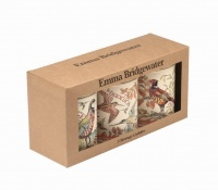 Game Bird Print Set of 3 Caddies By Emma Bridgewater