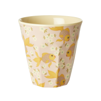 Goldfish Print Melamine Cup By Rice DK