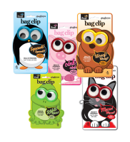 CKS Zeal Googly Eye Magnetic Bag Clips