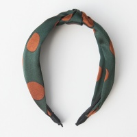 Green Spot Headband By Caroline Gardner