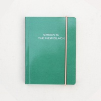 Green Small Chunky Notebook By Caroline Gardner