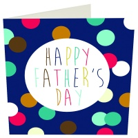 Happy Father's Day Card By Caroline Gardner