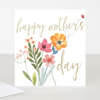 Happy Mothers Day Card By Caroline Gardner