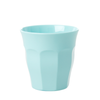 Ice Blue Small Kids Melamine Cup Rice DK