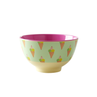 Ice Cream Print Small Melamine Bowl Rice DK