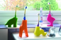 Kids Animal Toothbrush Holder