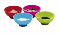 Silicone mini bowl set for sauces / condiments CKS Zeal