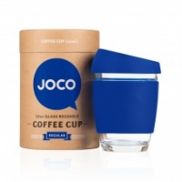 Joco Coffee Cup - Travel Mug in Colbolt Blue