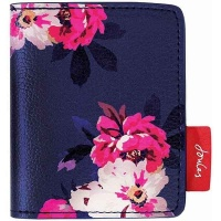 Bircham Bloom Floral Print Card Holder By Joules