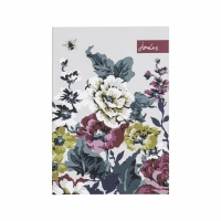 Floral Print Note Book & Sticky Note Set By Joules