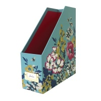 Cambridge Floral Print Magazine File By Joules
