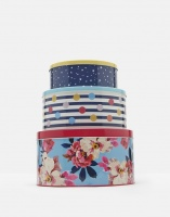 Joules Print Set of 3 Cake Tins