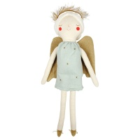 Angel Doll Character Cushion By Meri Meri