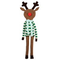Reindeer Doll Character Cushion By Meri Meri