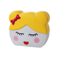 Cute Sweet Smiling Face Shaped Night Light by Rice DK