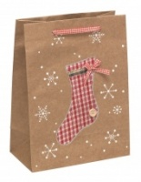 Christmas Gift Bag - Christmas Stocking