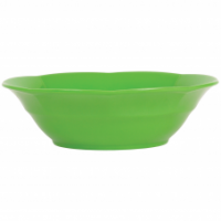 Apple Green Melamine Bowl by Rice DK