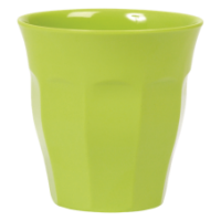 Green Melamine Cup  - by Rice DK