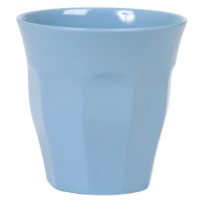 Turquoise Melamine Cup - by Rice DK