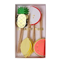Fruit Party Picks By Meri Meri