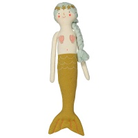 Mermaid Shaped Cushion By Meri Meri