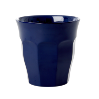 Midnight Blue Melamine Cup By Rice DK