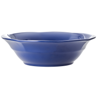 Navy Blue Melamine Bowl By Rice DK