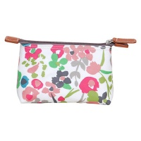 Caroline Gardner Cosmetic Bag New Large Ditsy Print