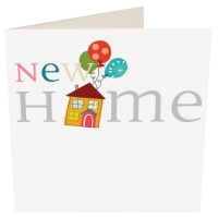 New Home Card By Caroline Gardner