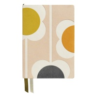 Abacus Flower Print Classic Notebook From Orla Kiely