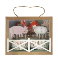 On The Farm Cupcake Kit By Meri Meri
