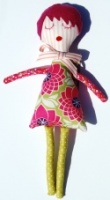 Letty Doll by Quirky Genius - Made in England