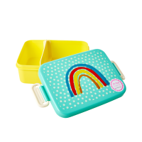 Rainbow Print Lunchbox By Rice DK