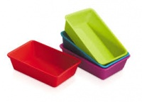 CKS Zeal Silicone Mini Loaf Moulds Set of 4