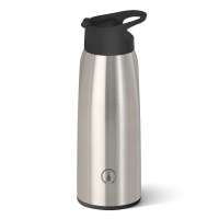Stainless Steel 1 Litre Sports Water Bottle By Swig