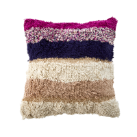 Square Striped Cushion  Simply Yes collection By Rice DK