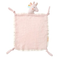 Unicorn Baby Cuddle Blanket By Meri Meri