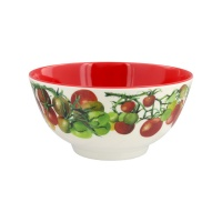 Emma Bridgewater Vegetable Garden  Print Melamine Bowl