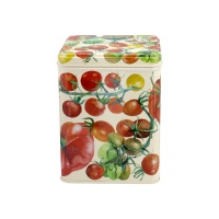 Vegetable Garden Print Large Square Caddy Emma Bridgewater