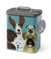 Burgon & Ball ''The Rabble'' Dog Storage Tin